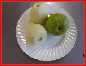 PEARS BARTLETT PEELED CORED